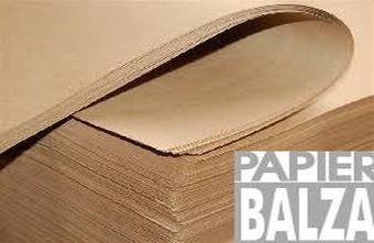 Papier pakowy szar